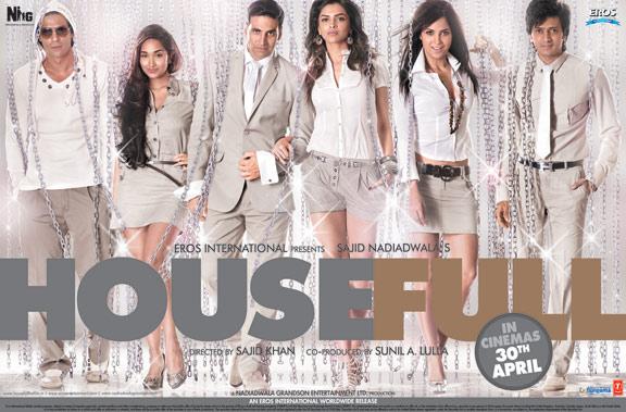 Housefull Poster #1