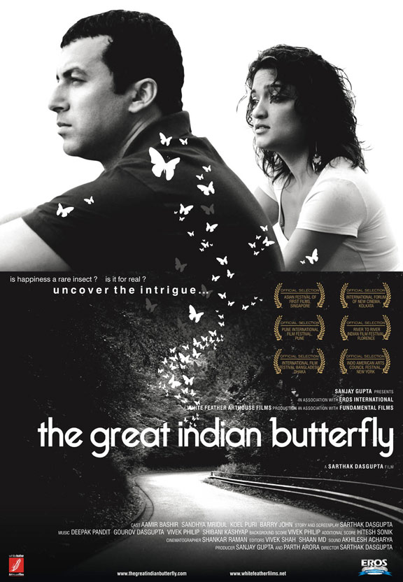 The Great Indian Butterfly Poster #3