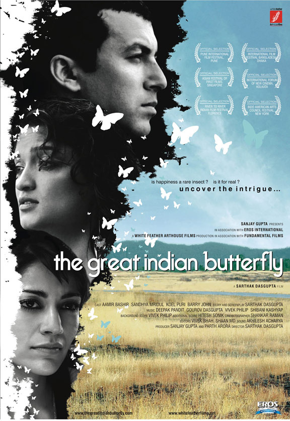The Great Indian Butterfly Poster #1