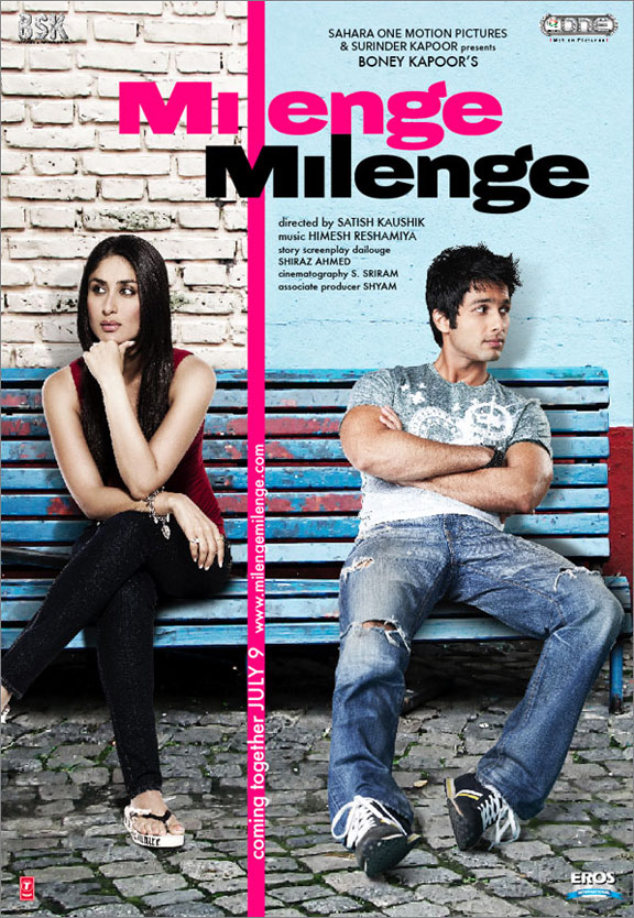 Milenge Milenge 2010 HDRip Hindi 720p 1GB AAC MP4