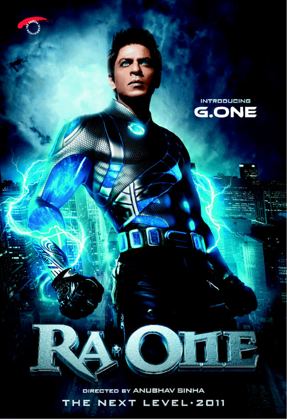 RA One Poster #1
