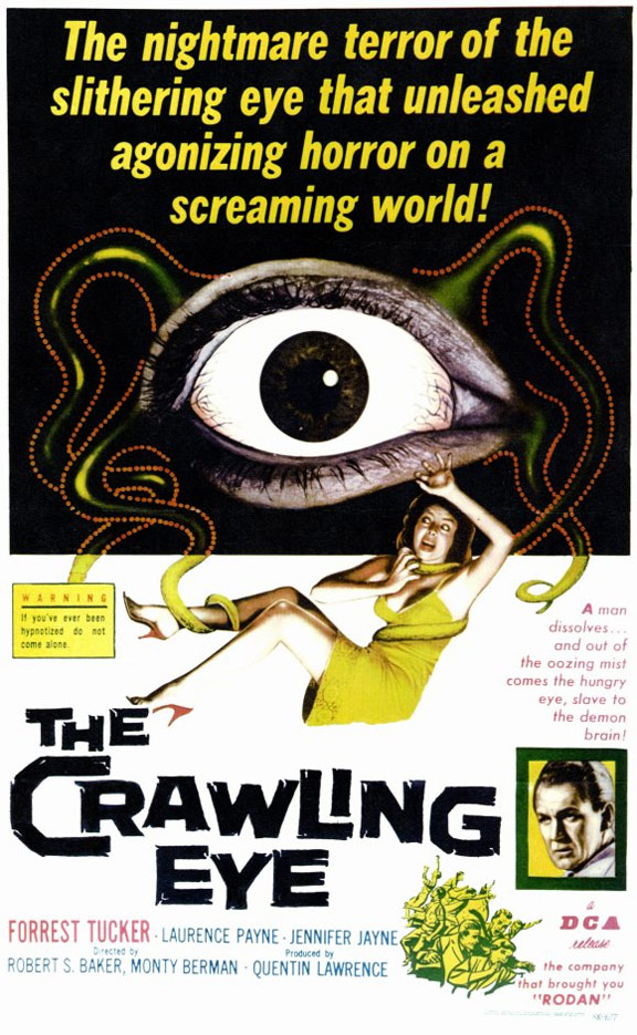 The Crawling Eye Poster #1