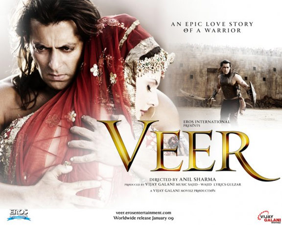 Image result for veer poster