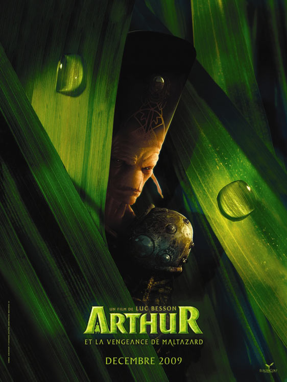 Arthur and the Revenge of Maltazard Poster #3
