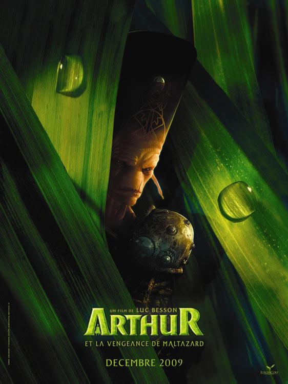 Arthur and the Revenge of Maltazard Poster #3