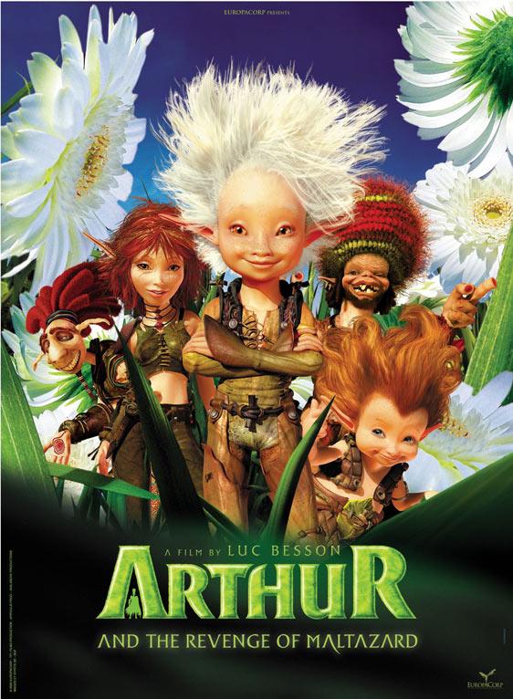 Arthur and the Revenge of Maltazard Poster #6