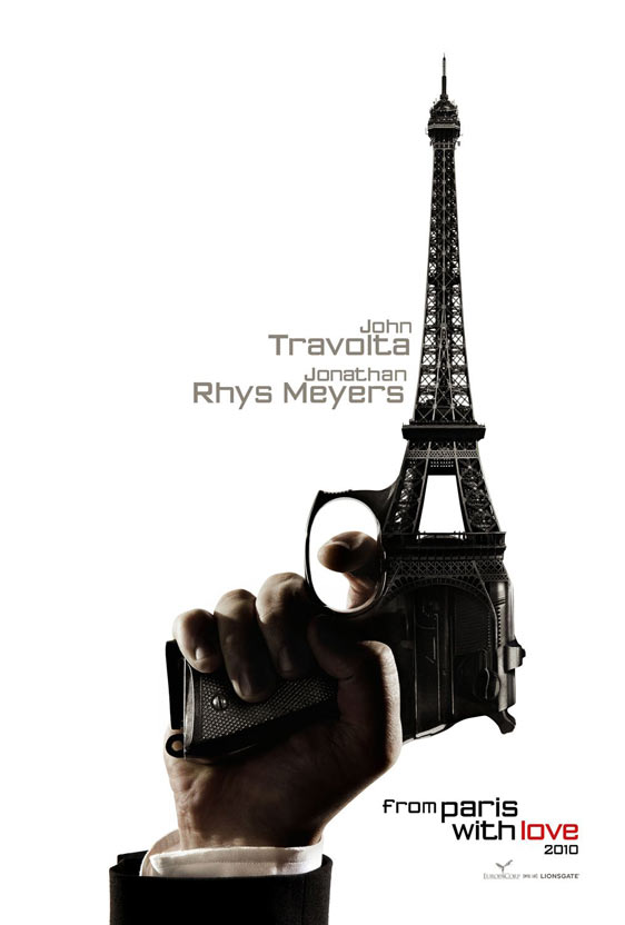 From Paris With Love Poster #1