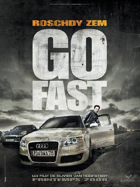 Go Fast Poster #2