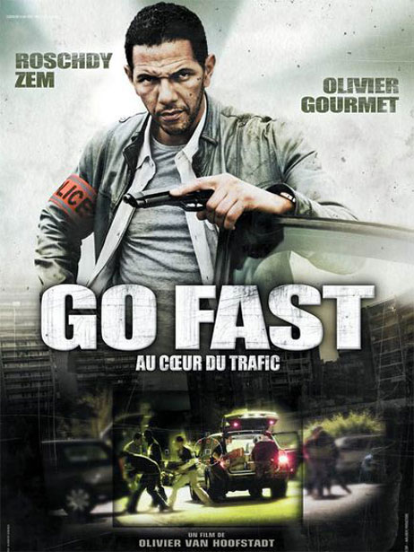 Go Fast Poster #1