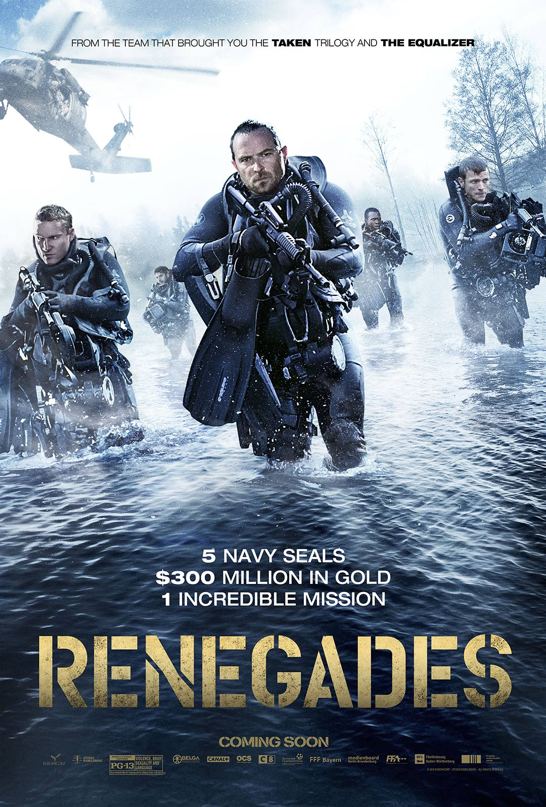 American Renegades Poster #1