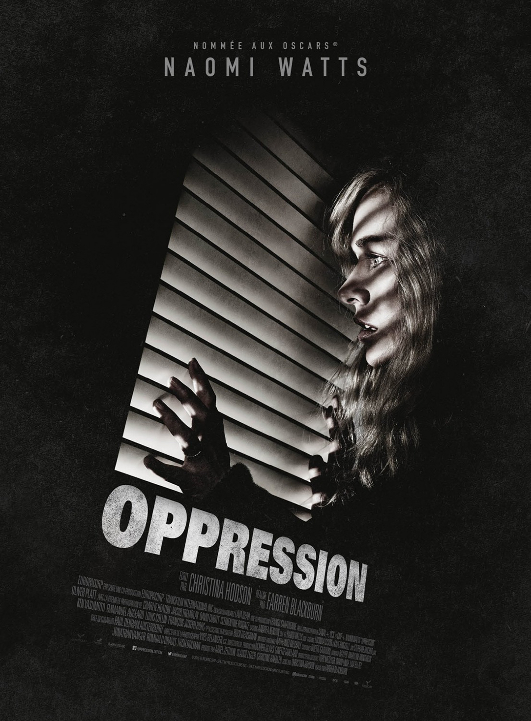 Shut In Poster #2