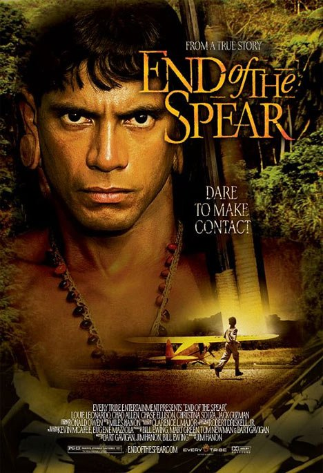 End of the Spear Poster #1
