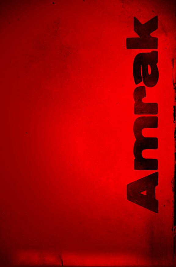 Amrak Poster #1