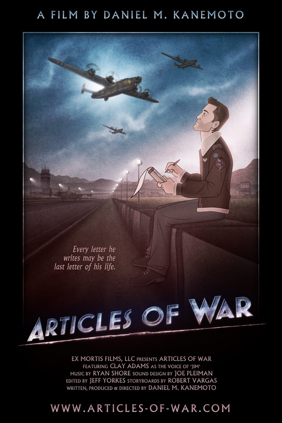 Articles of War Poster #1
