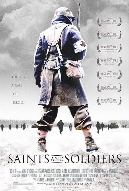 Saints and Soldiers Poster #1
