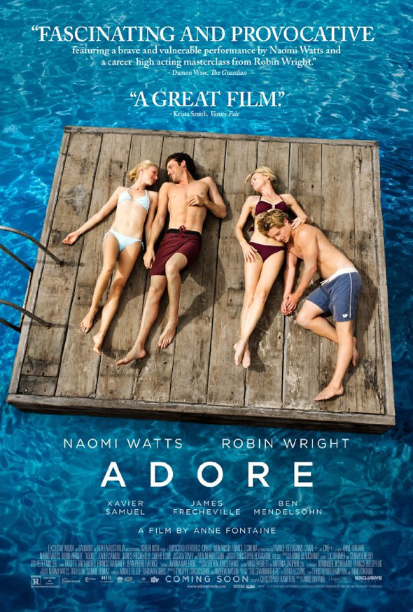 Adore Poster #1