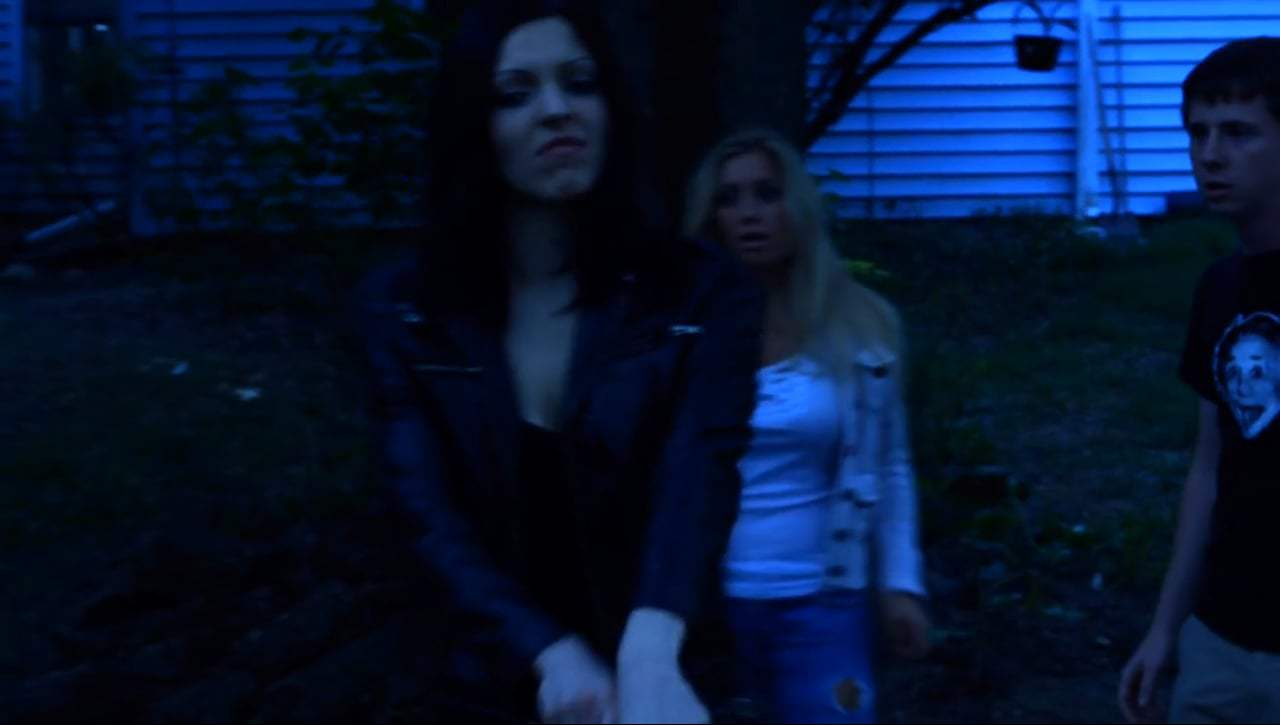 The Biker Warrior Babe vs. The Zombie Babies from Hell Trailer (2014) Screen Capture #2