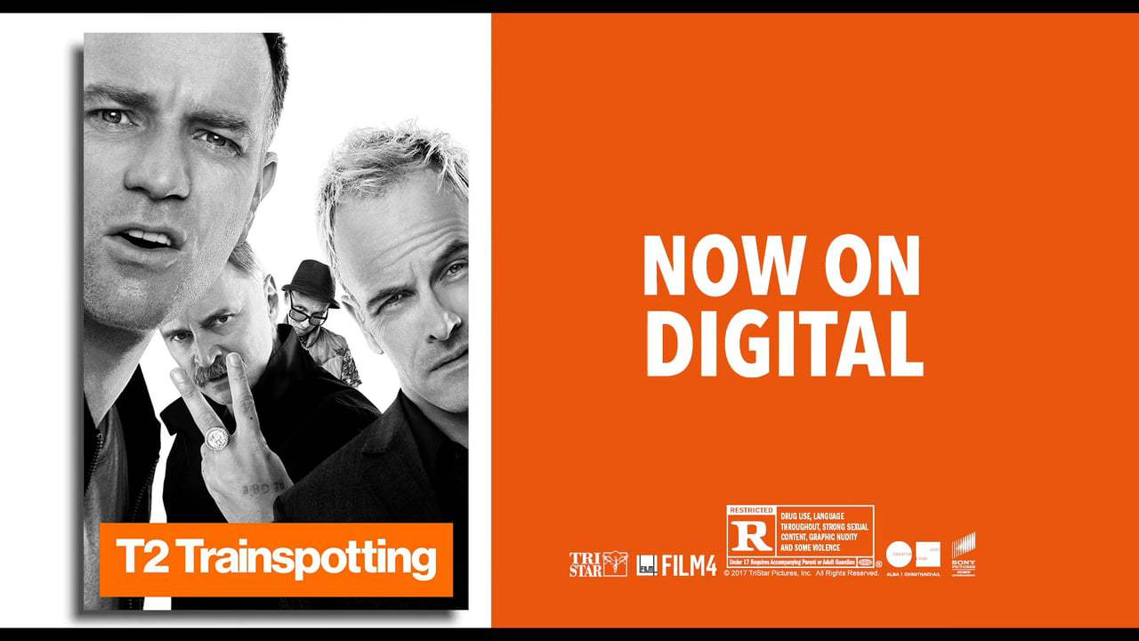 T2: Trainspotting TV Spot - Digital HD (2017) Screen Capture #4