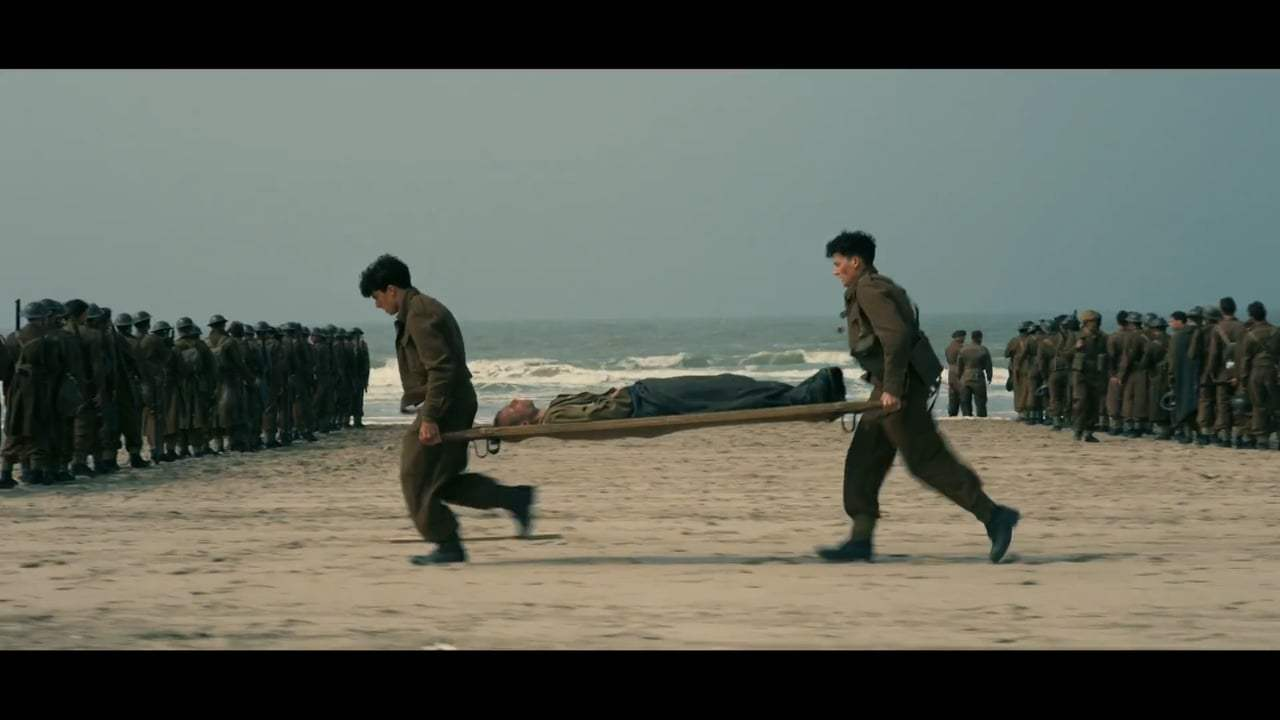 Dunkirk TV Spot - Weapon (2017) Screen Capture #2