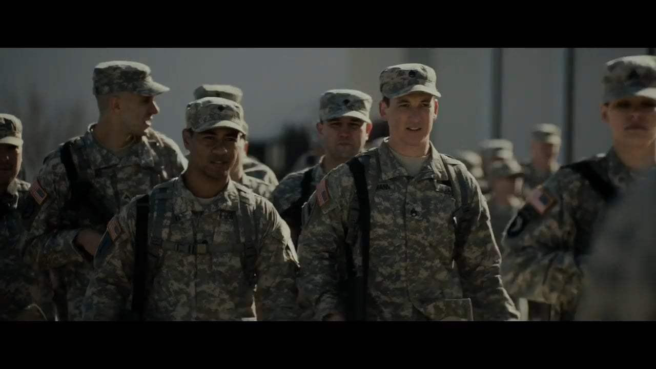 Thank You for Your Service Featurette - Inside Look (2017) Screen Capture #1