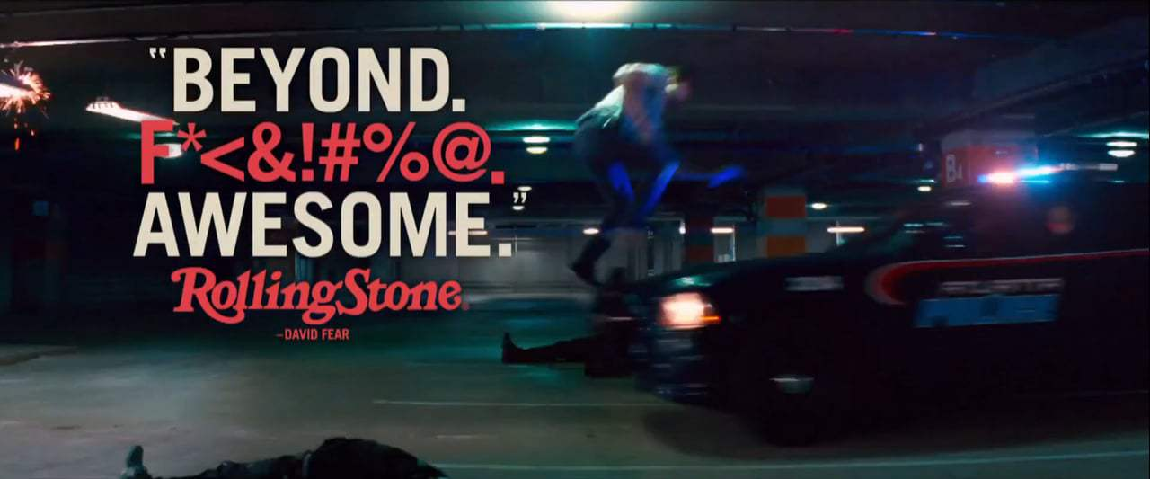 Baby Driver TV Spot - Beyond (2017) Screen Capture #3