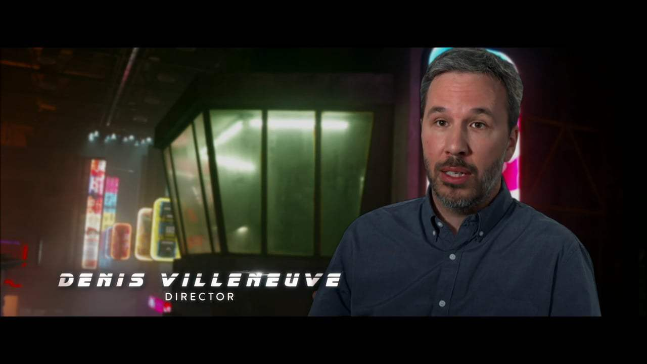 Blade Runner 2049 Vignette - Denis Villeneuve (2017) Screen Capture #1