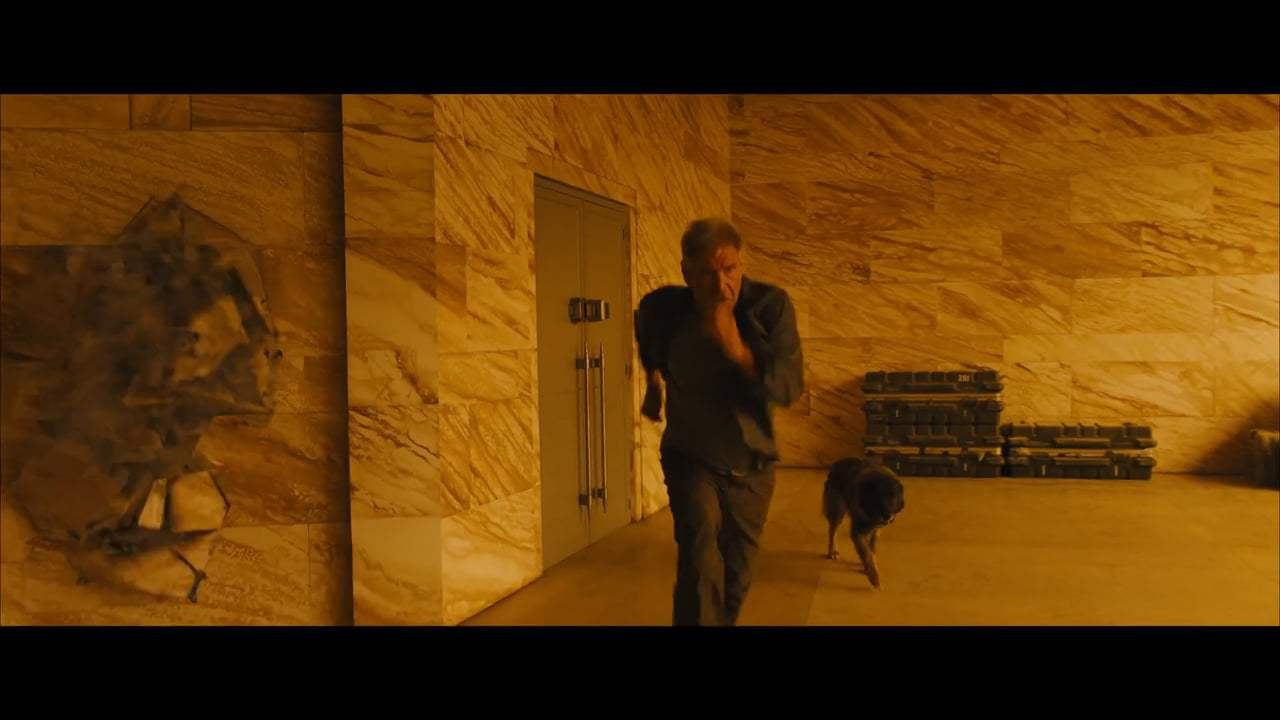 Blade Runner 2049 Vignette - Ryan Gosling (2017) Screen Capture #3