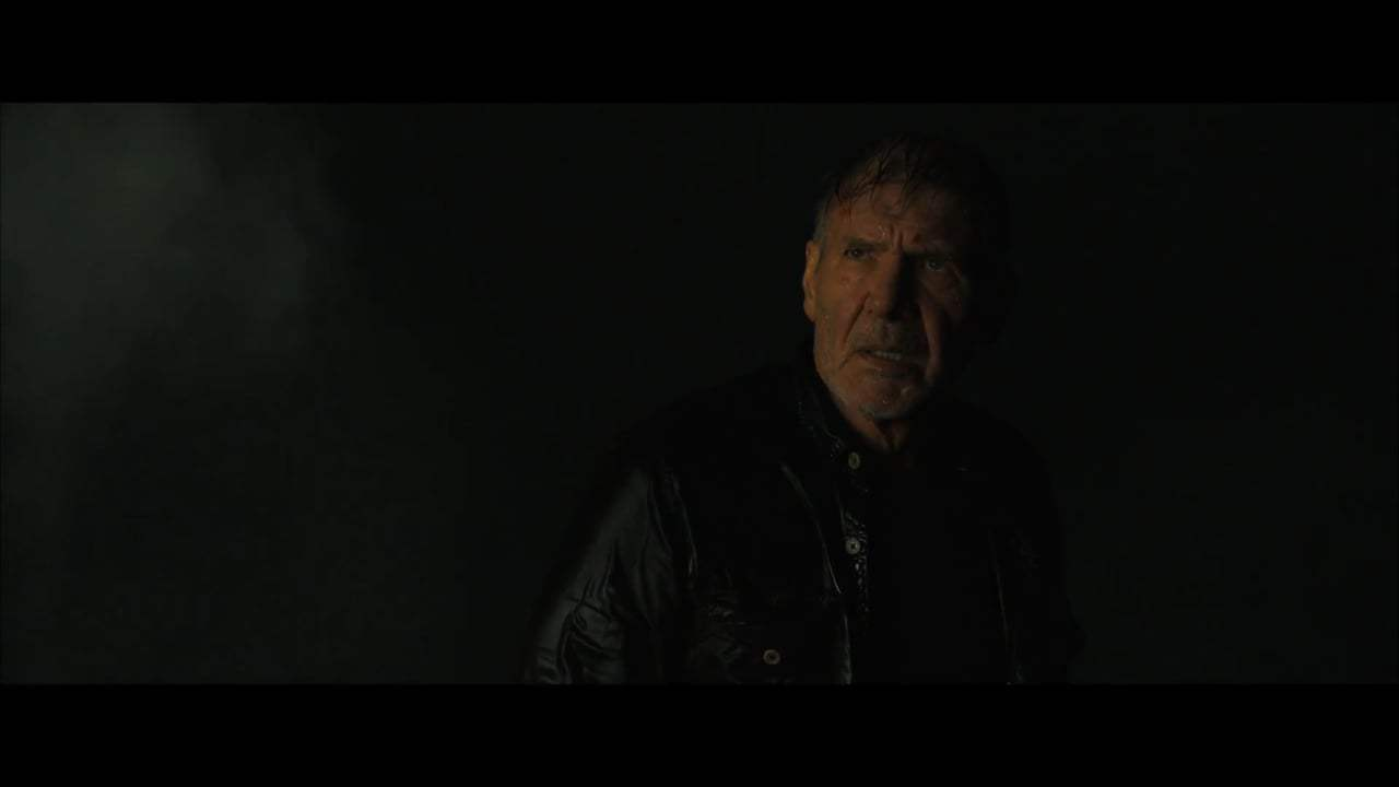 Blade Runner 2049 Vignette - Harrison Ford (2017) Screen Capture #3