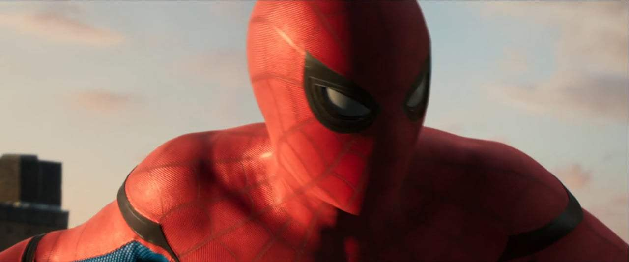 Spider-Man: Homecoming TV Spot - Stand (2017) Screen Capture #1