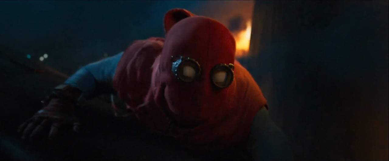 Spider-Man: Homecoming TV Spot - Stand (2017) Screen Capture #4