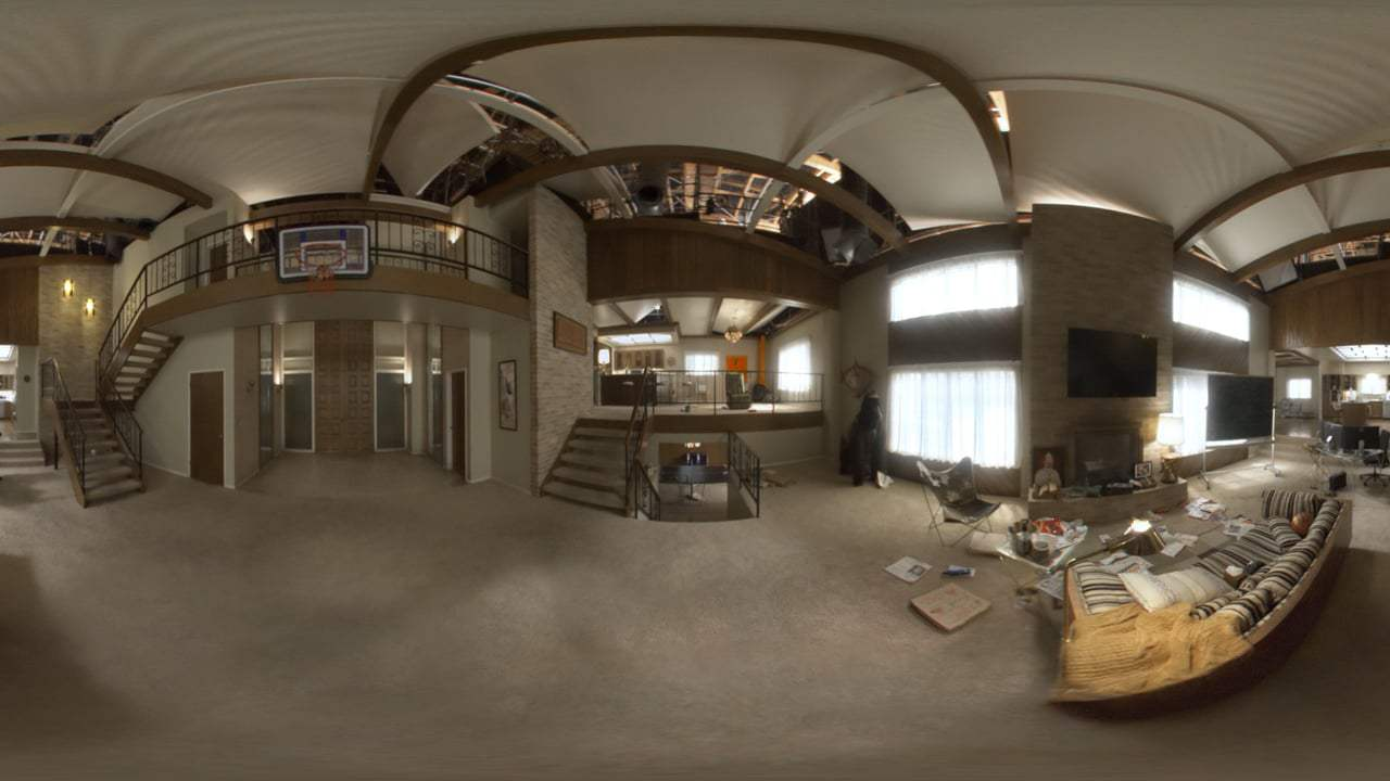 The House 360 VR - Frank's House (2017) Screen Capture #1