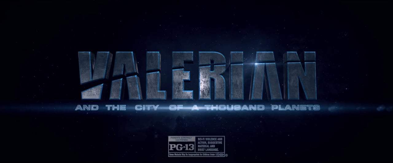 Valerian and the City of a Thousand Planets TV Spot - Attack (2017) Screen Capture #4