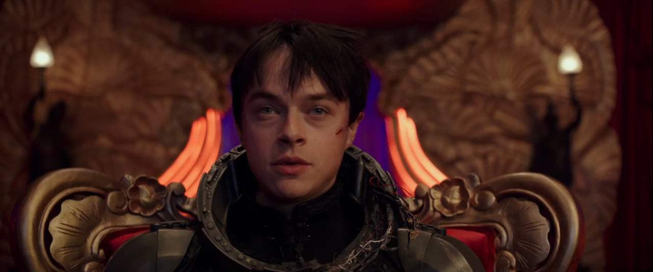 Valerian and the City of a Thousand Planets TV Spot - Imagine (2017) Screen Capture #3