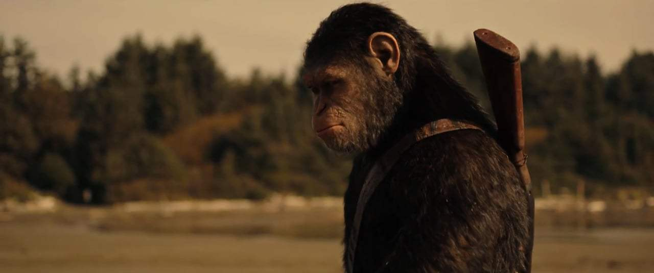 War for the Planet of the Apes (2017) - International Trailer Screen Capture #3