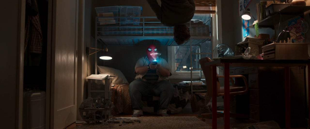 Spider-Man: Homecoming (2017) - Protesting is Patriotic Screen Capture #1