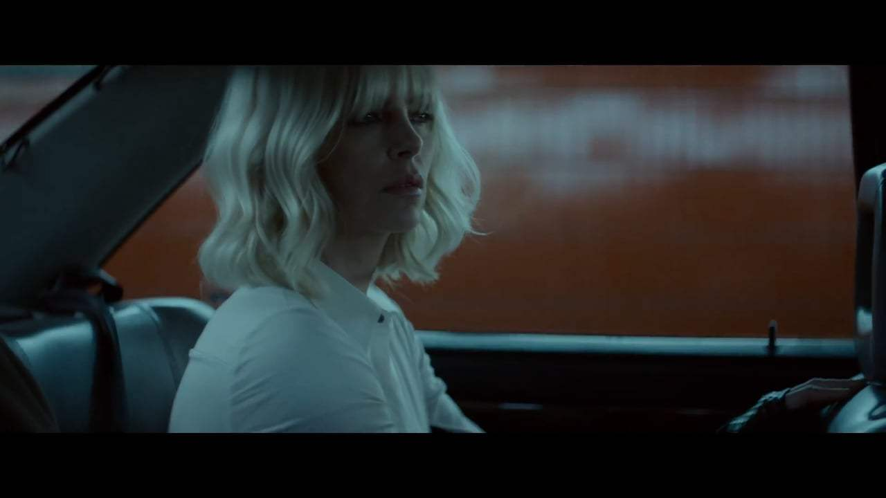 Atomic Blonde (2017) - Major Tom Screen Capture #2