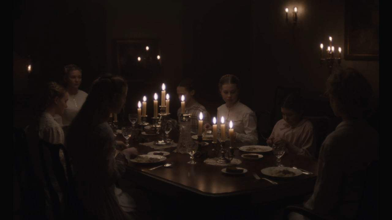 The Beguiled (2017) - We May Reflect Screen Capture #1