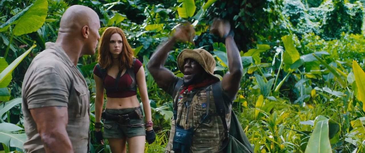 Jumanji: Welcome to the Jungle Trailer (2017) Screen Capture #3