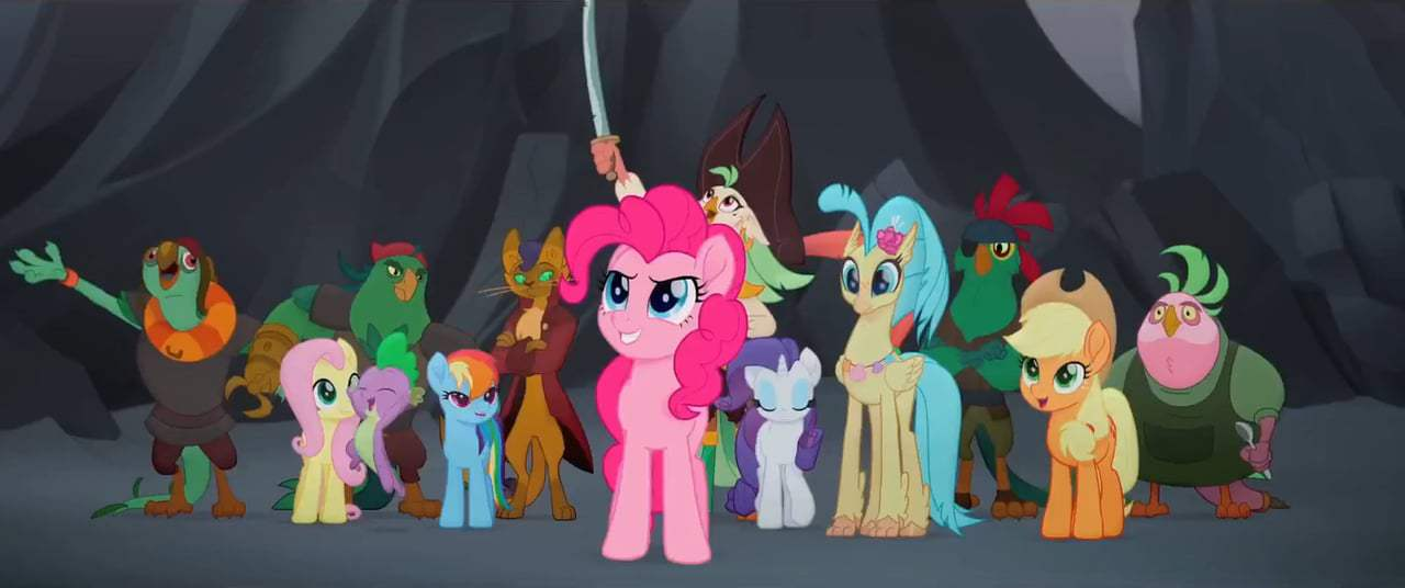 My Little Pony: The Movie Trailer (2017) Screen Capture #3