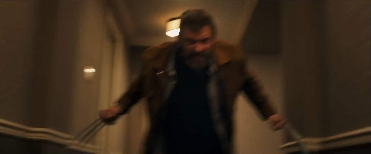 Logan TV Spot - On Blu-ray (2017) Screen Capture #2