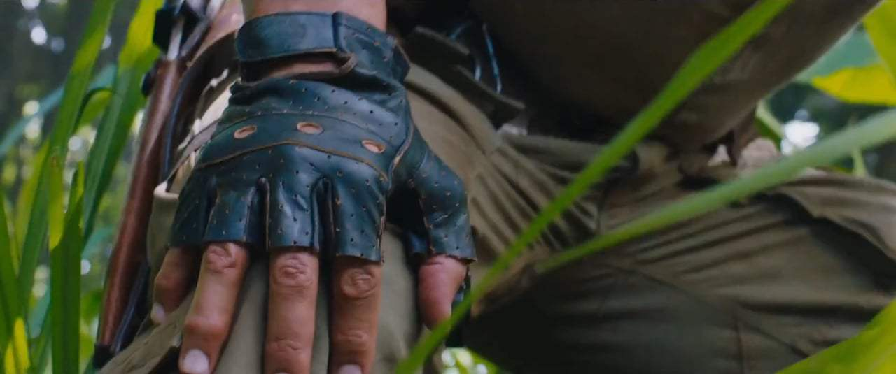Jumanji: Welcome to the Jungle International Trailer (2017) Screen Capture #2