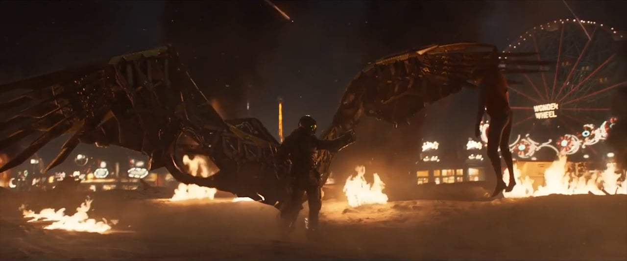 Spider-Man: Homecoming Featurette - Villains (2017) Screen Capture #4