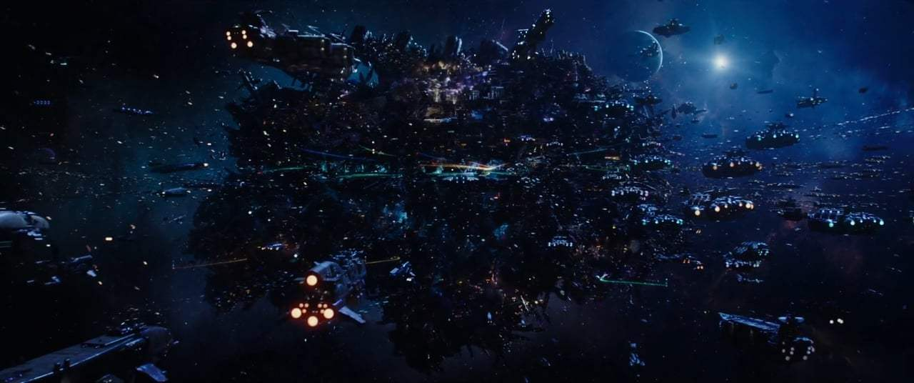 Valerian and the City of a Thousand Planets (2017) - Welcome Screen Capture #1