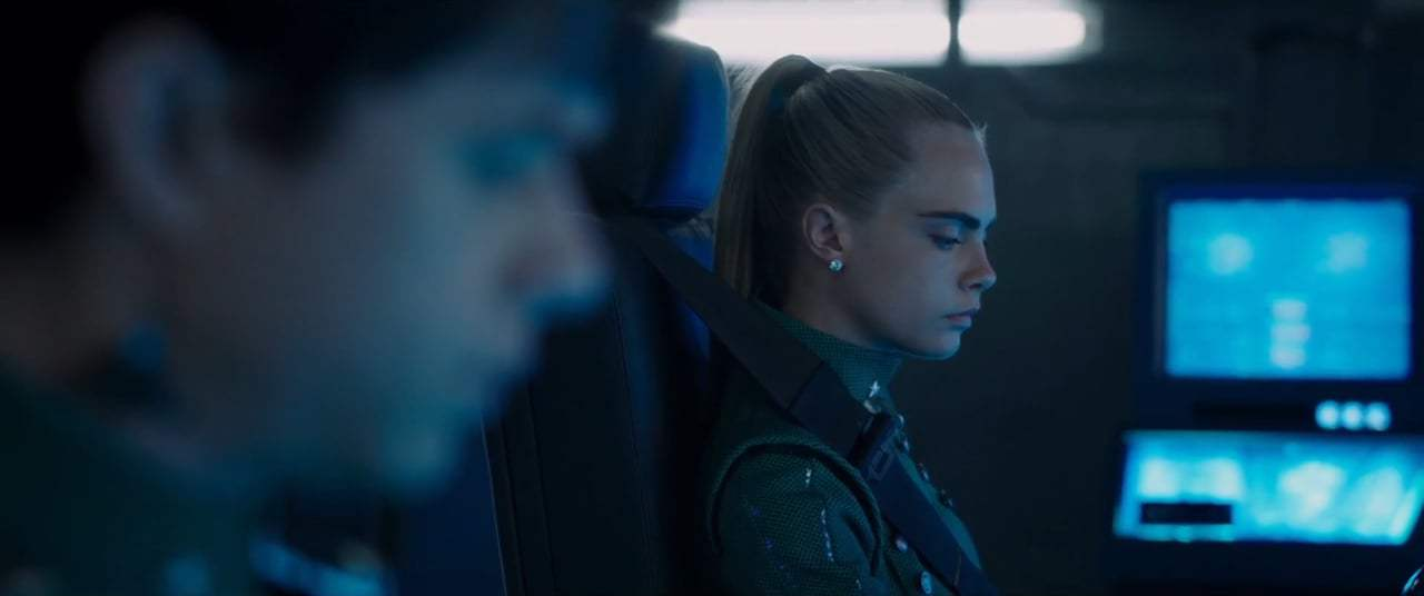 Valerian and the City of a Thousand Planets (2017) - Welcome Screen Capture #3
