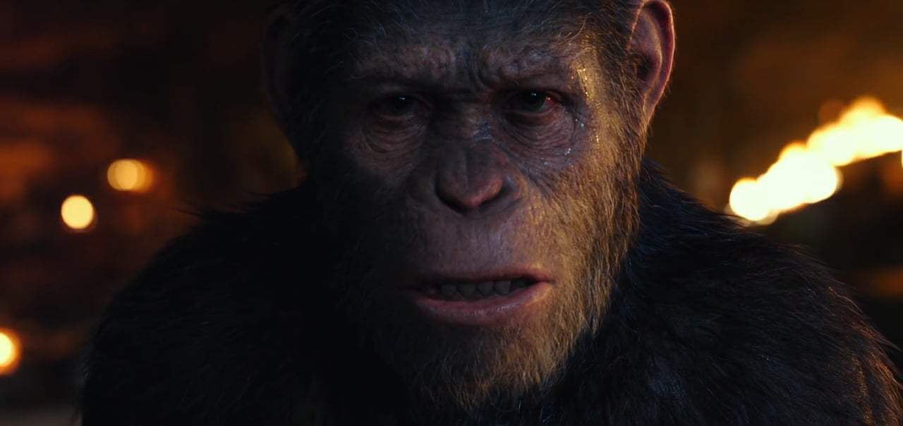 War for the Planet of the Apes Featurette - Face Of Caesar (2017) Screen Capture #3