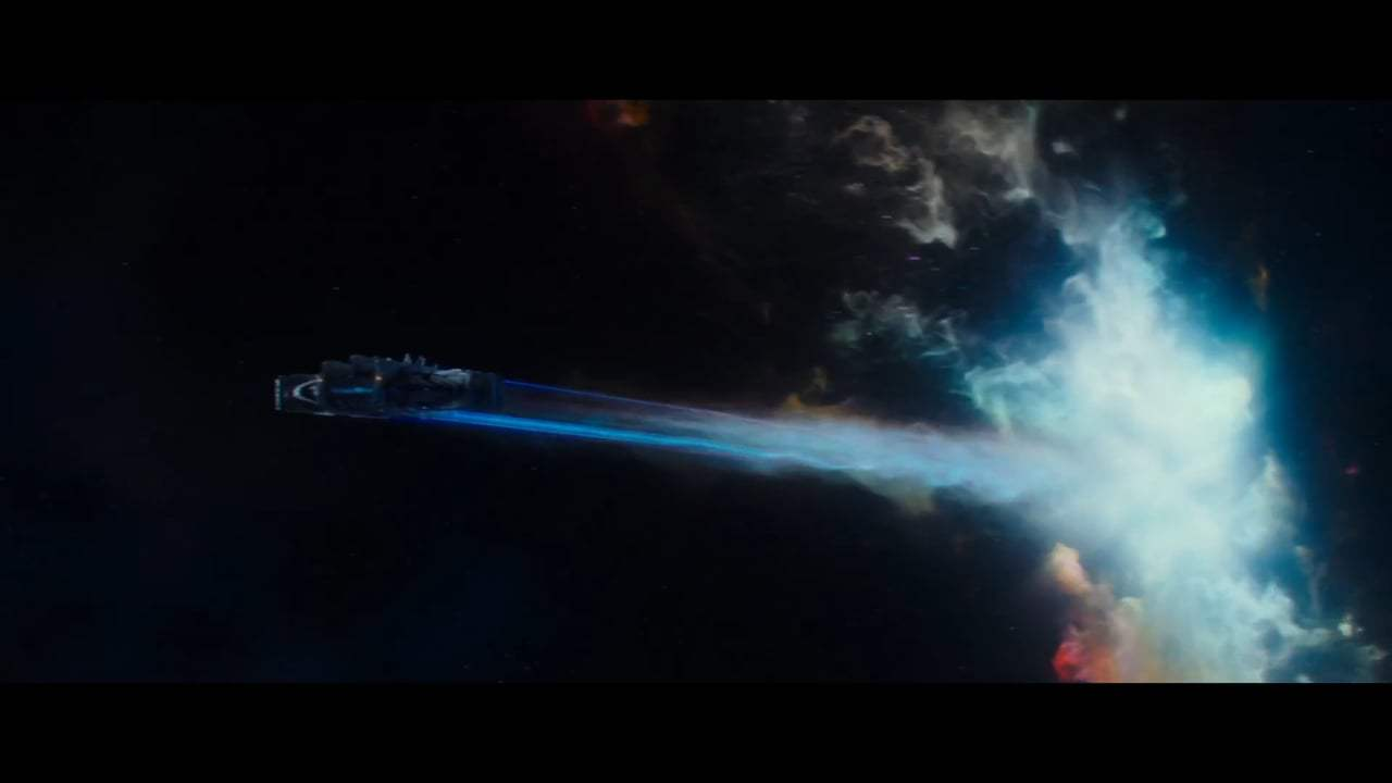 Valerian and the City of a Thousand Planets (2017) - Leaving Exo Space Screen Capture #1