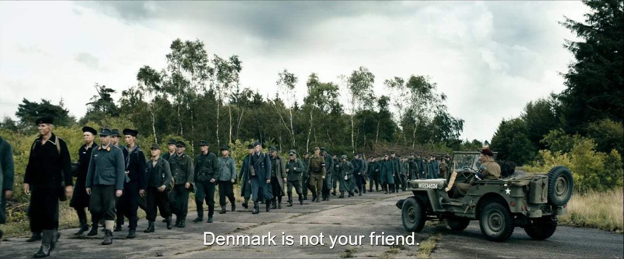 Land of Mine International Trailer (2017) Screen Capture #1