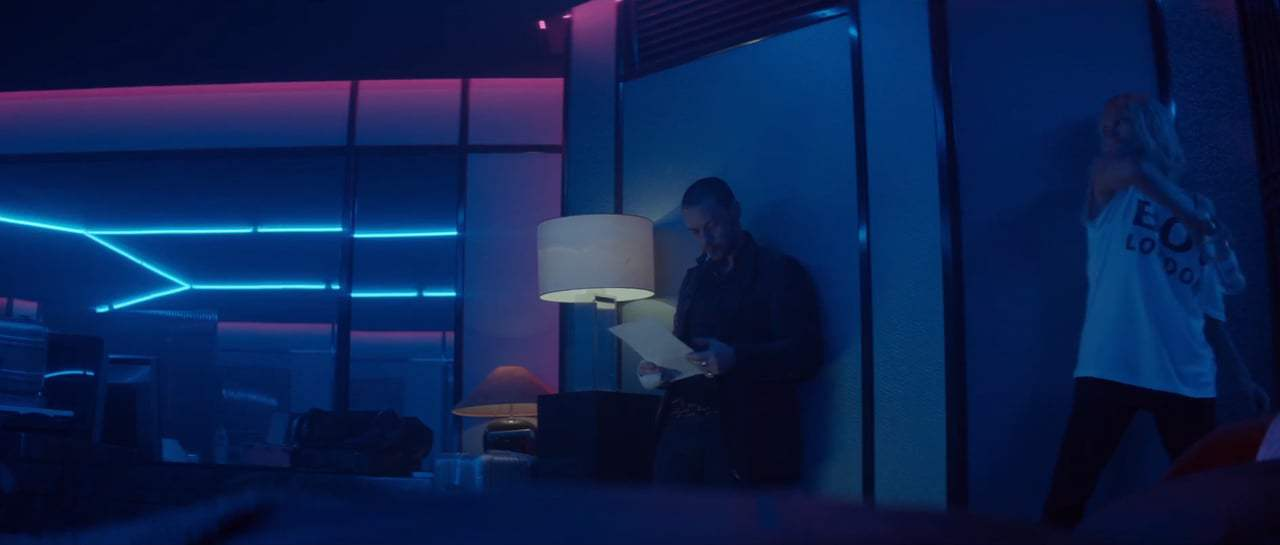 Atomic Blonde (2017) - Blue Monday Screen Capture #3