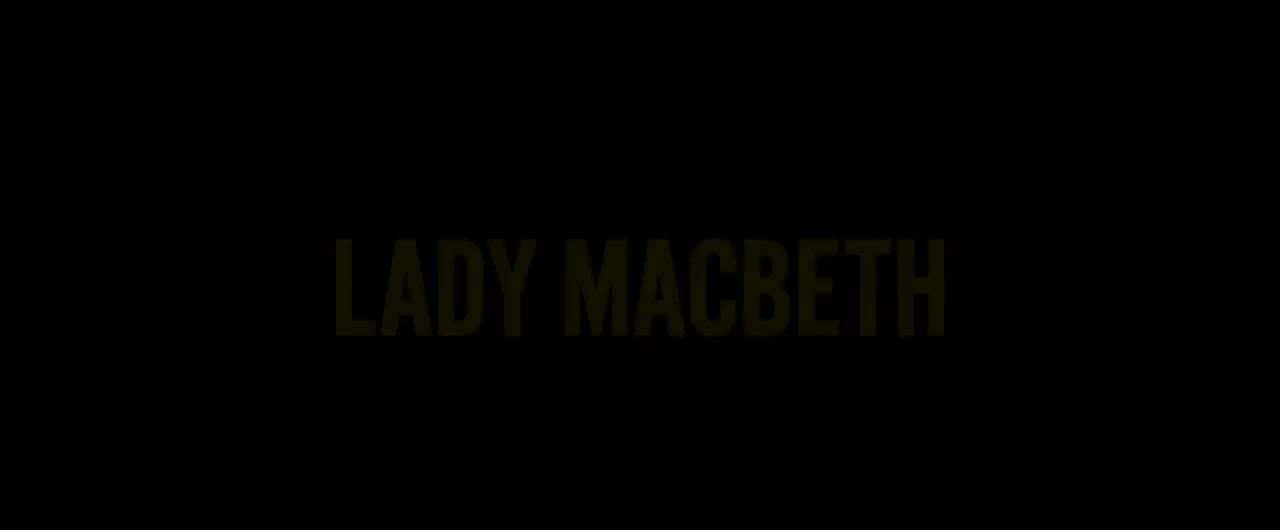 Lady Macbeth TV Spot - Seductive (2017) Screen Capture #4