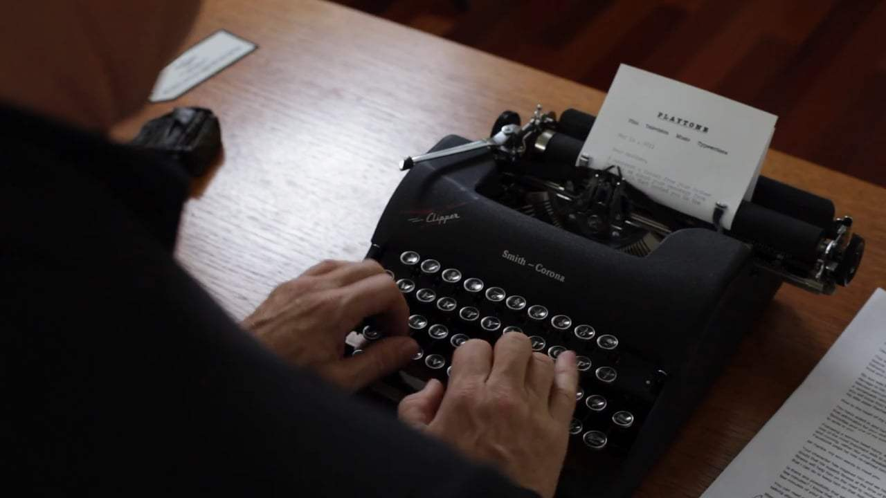 California Typewriter Trailer (2017) Screen Capture #1